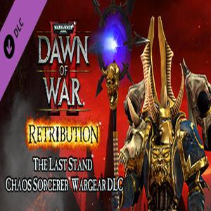 Warhammer 40 000 Dawn of War 2 Retribution Chaos Sorcerer Wargear DLC