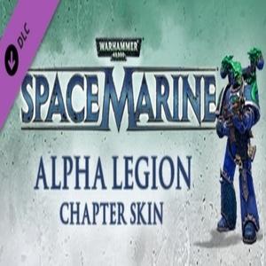 Warhammer 40 000 Space Marine Alpha Legion Champion Armour Set
