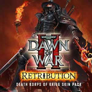 Comprar Warhammer 40000 Dawn of War 2 Retribution Death Korps of Krieg Skin Pack CD Key Comparar Precios