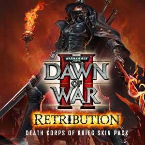 Warhammer 40000 Dawn of War 2 Retribution Death Korps of Krieg Skin Pack