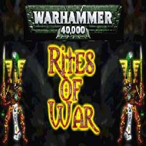 Comprar Warhammer 40000 Rites of War CD Key Comparar Precios