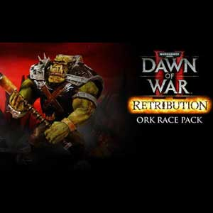 Comprar Warhammer 40K Dawn of War 2 Retribution Ork Race Pack CD Key Comparar Precios