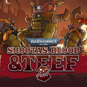 Warhammer 40k Shootas, Blood & Teef