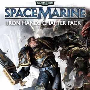 Comprar Warhammer 40k Space Marine Iron Hands Chapter Pack CD Key Comparar Precios
