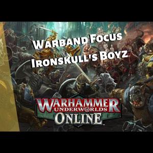 Comprar Warhammer Underworlds Online Warband Ironskull's Boyz CD Key Comparar Precios