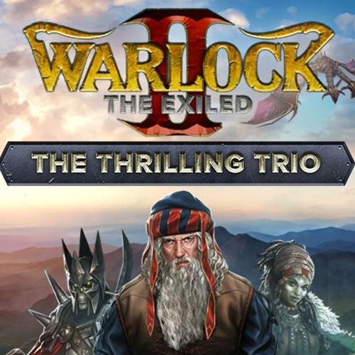 Comprar Warlock 2 The Exiled The Thrilling Trio CD Key Comparar Precios