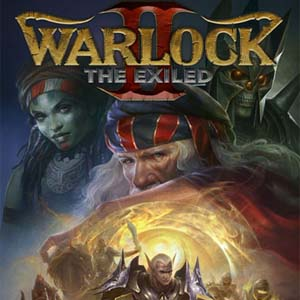 Comprar Warlock 2 The Exiled Three Mighty Mages CD Key Comparar Precios