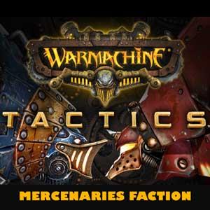Comprar WARMACHINE Tactics Mercenaries Faction CD Key Comparar Precios