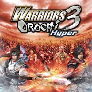 Comprar Warriors Orochi 3 Hyper Nintendo Wii U Descargar Código Comparar precios