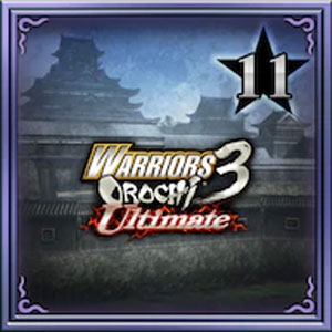 WARRIORS OROCHI 3 Ultimate STAGE PACK 11
