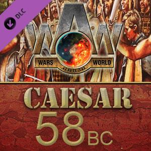 Wars Across The World Caesar 54