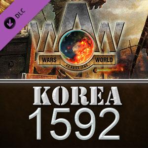 Wars Across The World Korea 1592