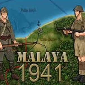 Wars Across the World Malaya 1941