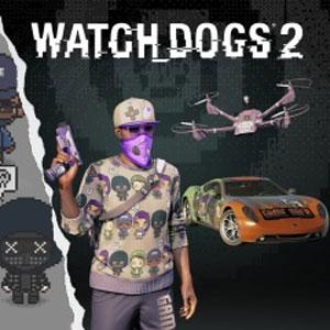 Comprar Watch Dogs 2 Pixel Art Pack Ps4 Barato Comparar Precios