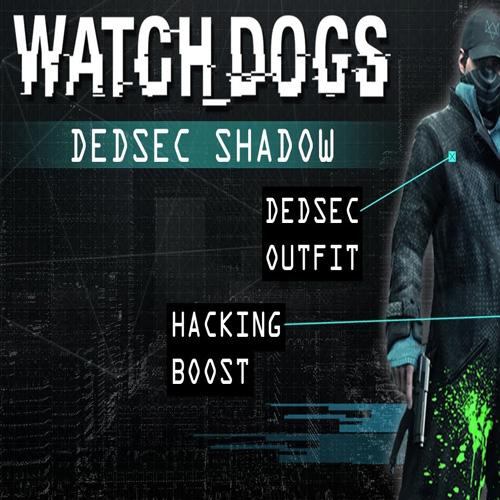 Comprar Watch Dogs Dedsec Shadow Pack CD Key Comparar Precios
