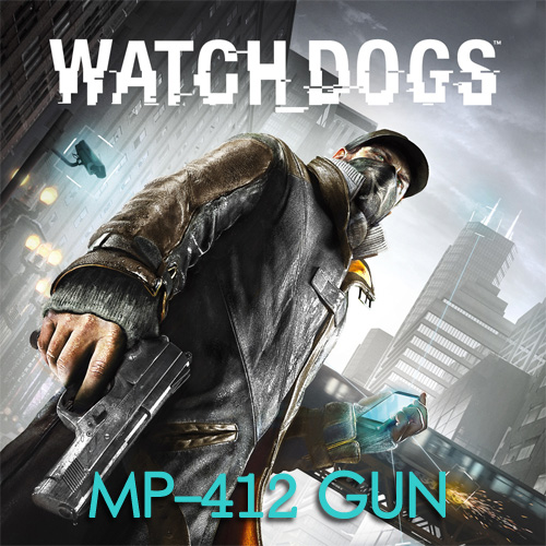 Comprar Watch Dogs DLC MP-412 GUN Xbox One Code Comparar Precios