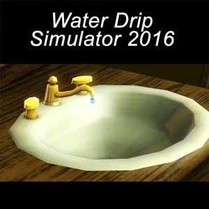 Comprar Water Drip Simulator 2016 CD Key Comparar Precios