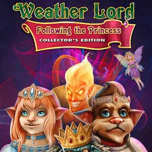 Comprar Weather Lord Following The Princess CD Key Comparar Precios