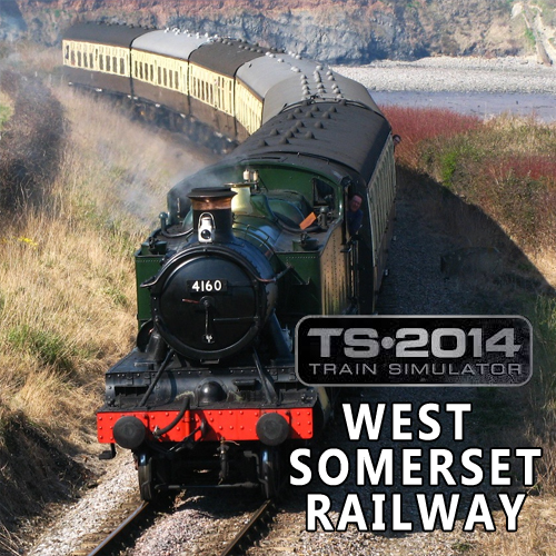 Comprar Train Simulator West Somerset Railway CD Key Comparar Precios