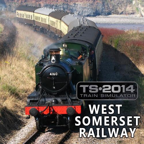 Train Simulator West Somerset Railway