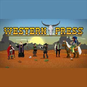 Comprar Western Press CD Key Comparar Precios