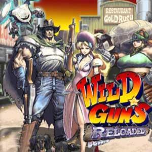 Comprar Wild Guns Reloaded PS4 Code Comparar Precios