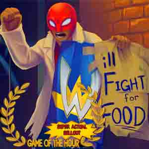 Comprar Will Fight for Food Super Actual Sellout Game of the Hour CD Key Comparar Precios