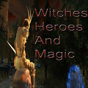 Comprar Witches Heroes and Magic CD Key Comparar Precios