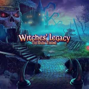 Comprar Witches Legacy The Dark Throne CD Key Comparar Precios
