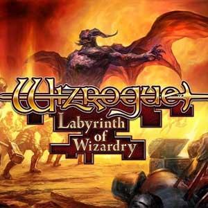 Comprar Wizrogue Labyrinth of Wizardry CD Key Comparar Precios
