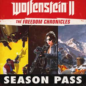 Comprar Wolfenstein 2 Freedom Chronicles Season Pass CD Key Comparar Precios