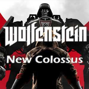 Comprar Wolfenstein New Colossus CD Key Comparar Precios
