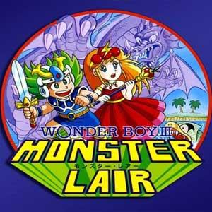 Comprar Wonder Boy 3 Monster Lair CD Key Comparar Precios