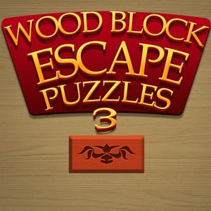 Wood Block Escape Puzzles 3