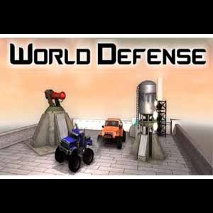 Comprar World Defense A Fragmented Reality Game CD Key Comparar Precios