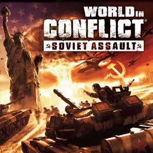 Comprar World in Conflict Soviet Assault CD Key Comparar Precios