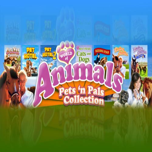 Comprar World of Animals Pets n pals CD Key Comparar Precios