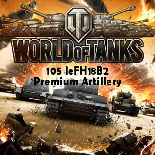 Comprar World of Tanks 105 leFH18B2 Premium Artillery CD Key Comparar Precios