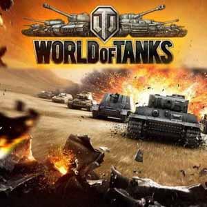 Comprar World of Tanks Xbox 360 Code Comparar Precios