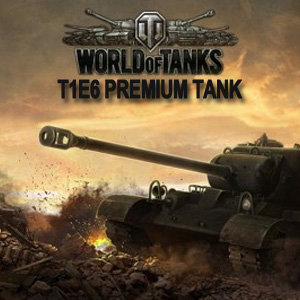 Comprar World of Tanks T1E6 Premium Tank CD Key Comparar Precios