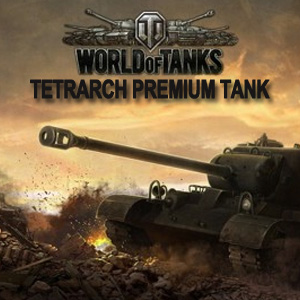 Comprar World of Tanks Tetrarch Premium Tank CD Key Comparar Precios