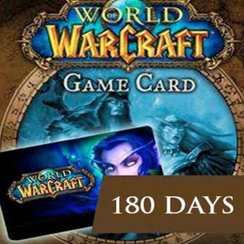 Comprar World of Warcraft 180 Dias Tarjeta Prepago Comparar Precios
