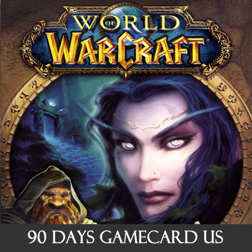 Comprar World Of Warcraft 90 Dias US Tarjeta Prepago Comparar Precios
