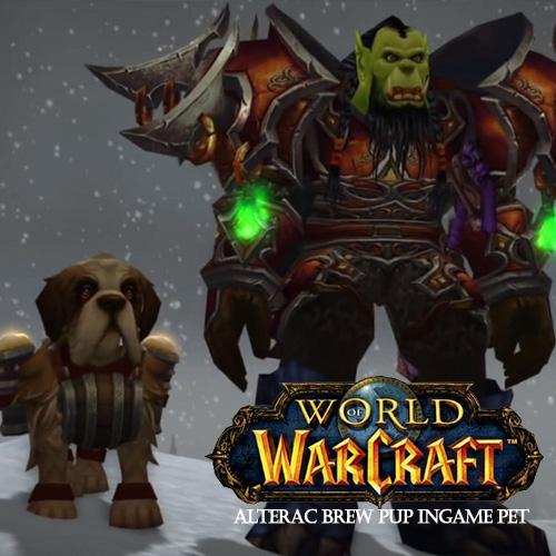 Comprar World of Warcraft Alterac Brew Pup Ingame Pet CD Key Comparar Precios
