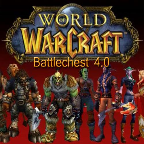 Comprar World of Warcraft Battlechest 4.0 CD Key Comparar Precios
