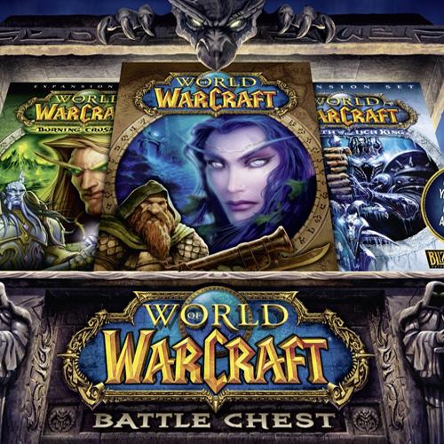 Comprar World of Warcraft Battlechest 6.0 CD Key Comparar Precios