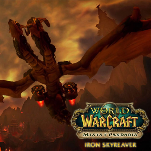 Comprar World Of Warcraft Iron Skyreaver Mount CD Key Comparar Precios