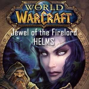 Comprar World of Warcraft Jewel of the Firelord HELMS CD Key Comparar Precios