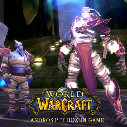 Comprar World of Warcraft Landros Pet Box In-game CD Key Comparar Precios