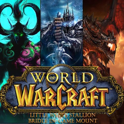 Comprar World of Warcraft Little White Stallion Bridle In-game Mount CD Key Comparar Precios